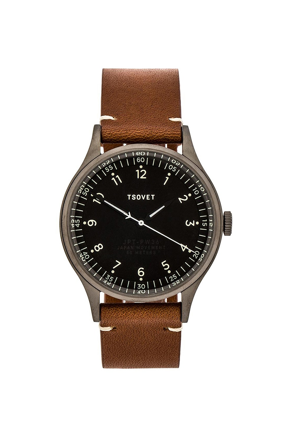 Tsovet JPT-PW36 in Brown & Black