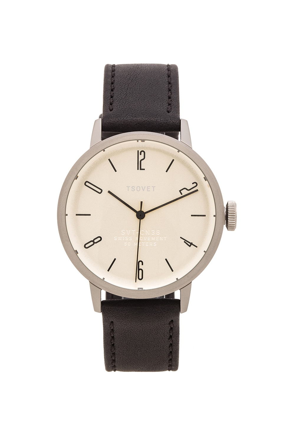 Tsovet SVT-CN38 in Stainless/Champagne/Black