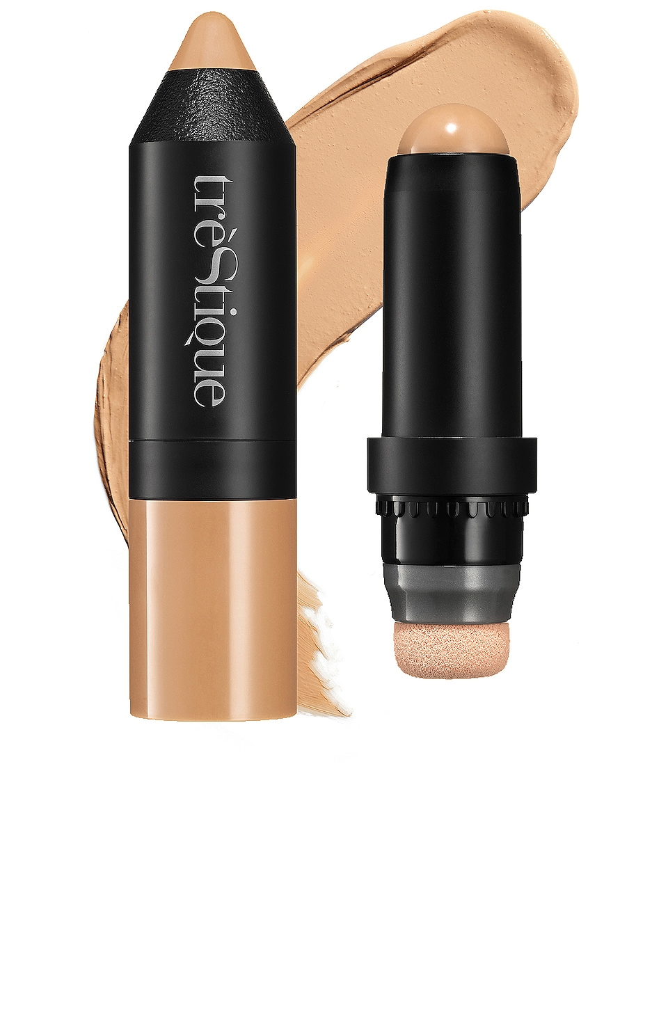treStiQue Moisturize & Blend Tinted Face Stick in Tulum Nude