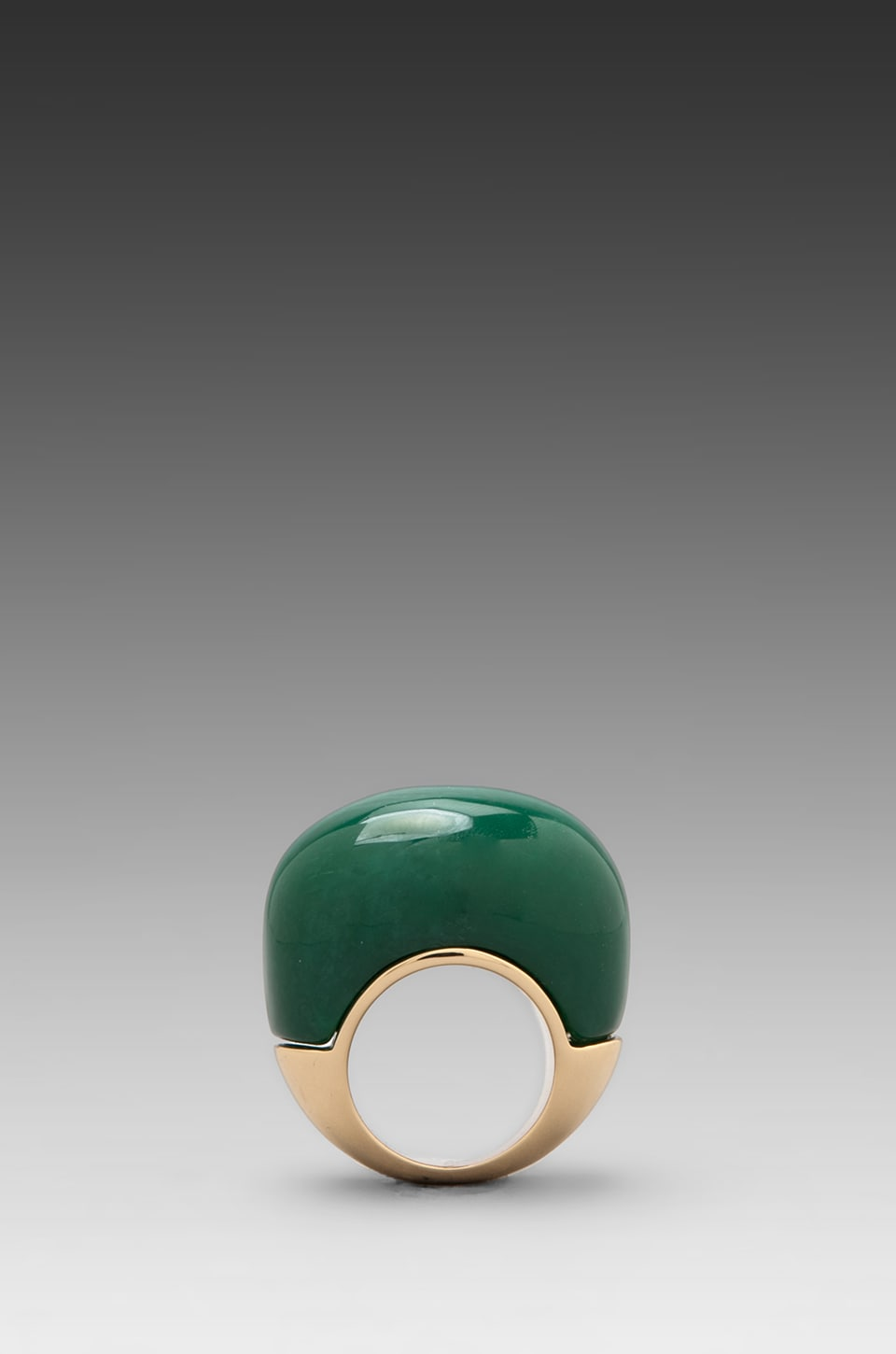 Trina Turk Marisa Ring in Malachite