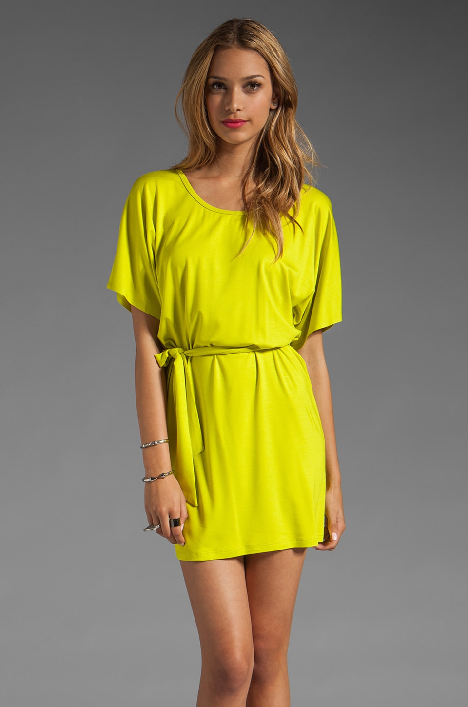 Trina Turk Erin Dress in Glowstick