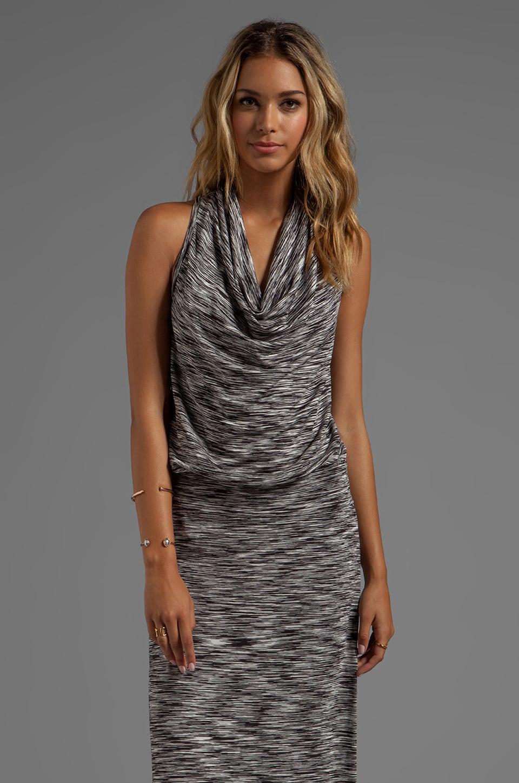 Trina Turk Space Dye Jersey Maxi Raissa Dress in Multi