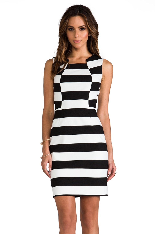 Trina Turk Marsha Dress in Black