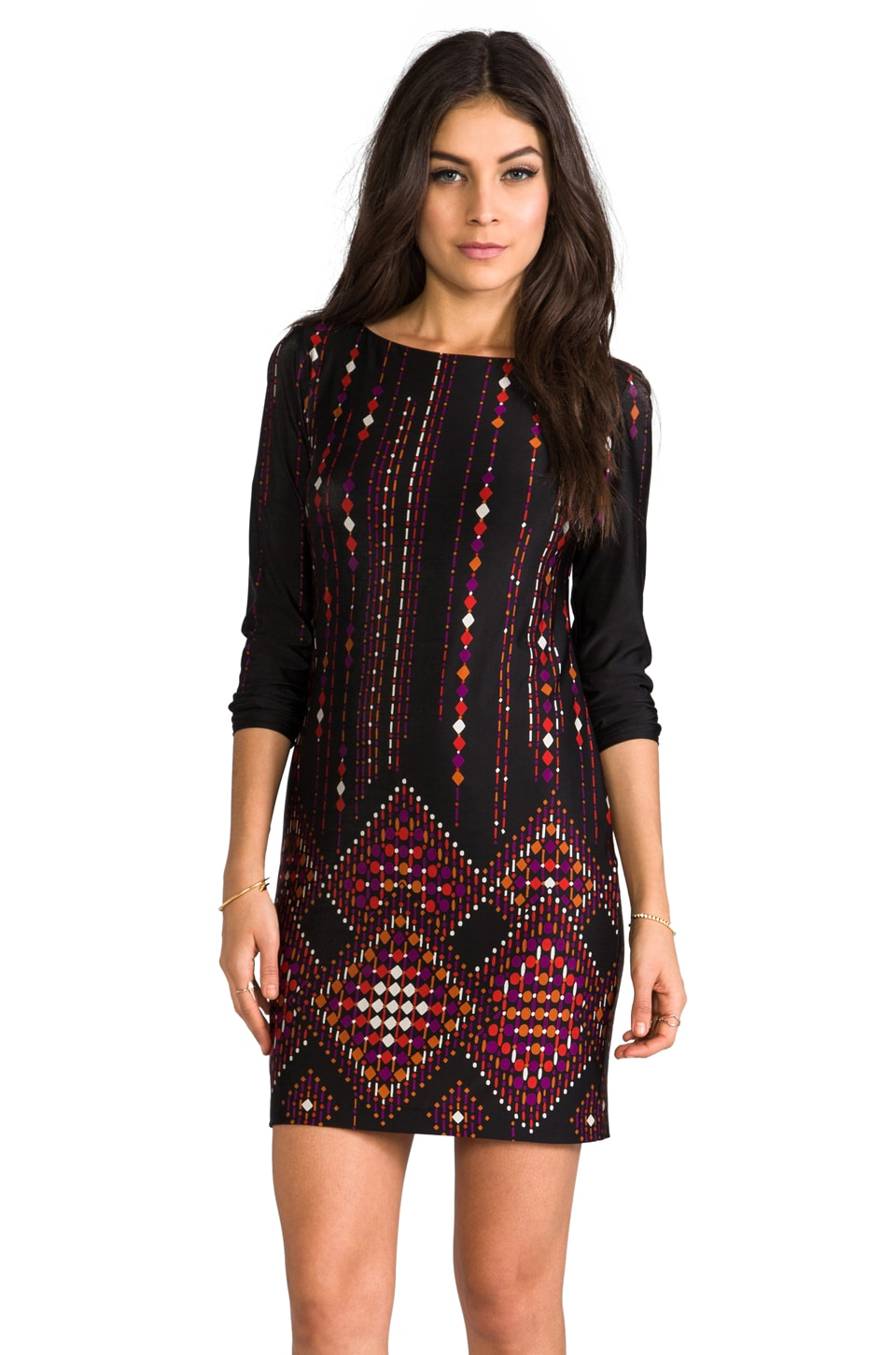 Trina Turk Akro Dress in Multi