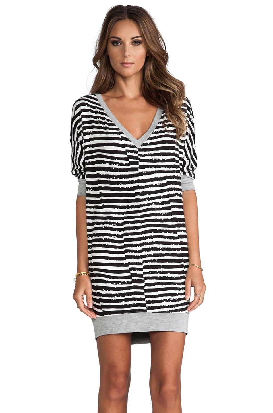 Trina Turk Amorosa Dress in Black