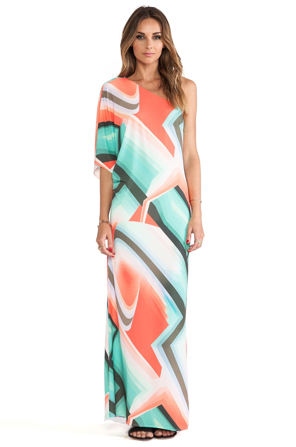 Trina Turk Sausalito Dress in Multi