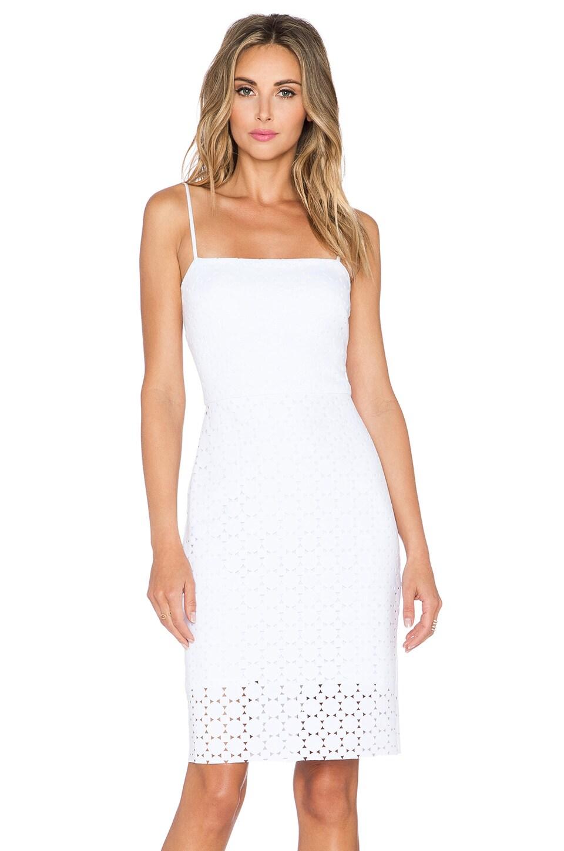 Trina Turk Pernilla Dress in White  REVOLVE
