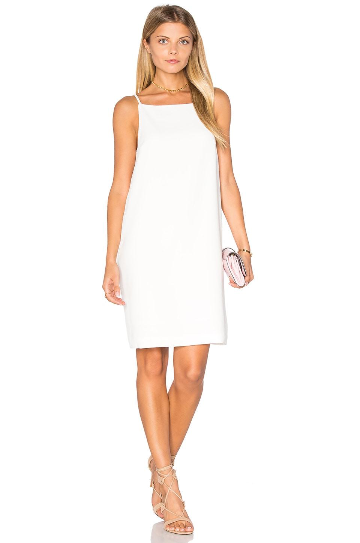 Trina Turk Kalypso Dress in Whitewash