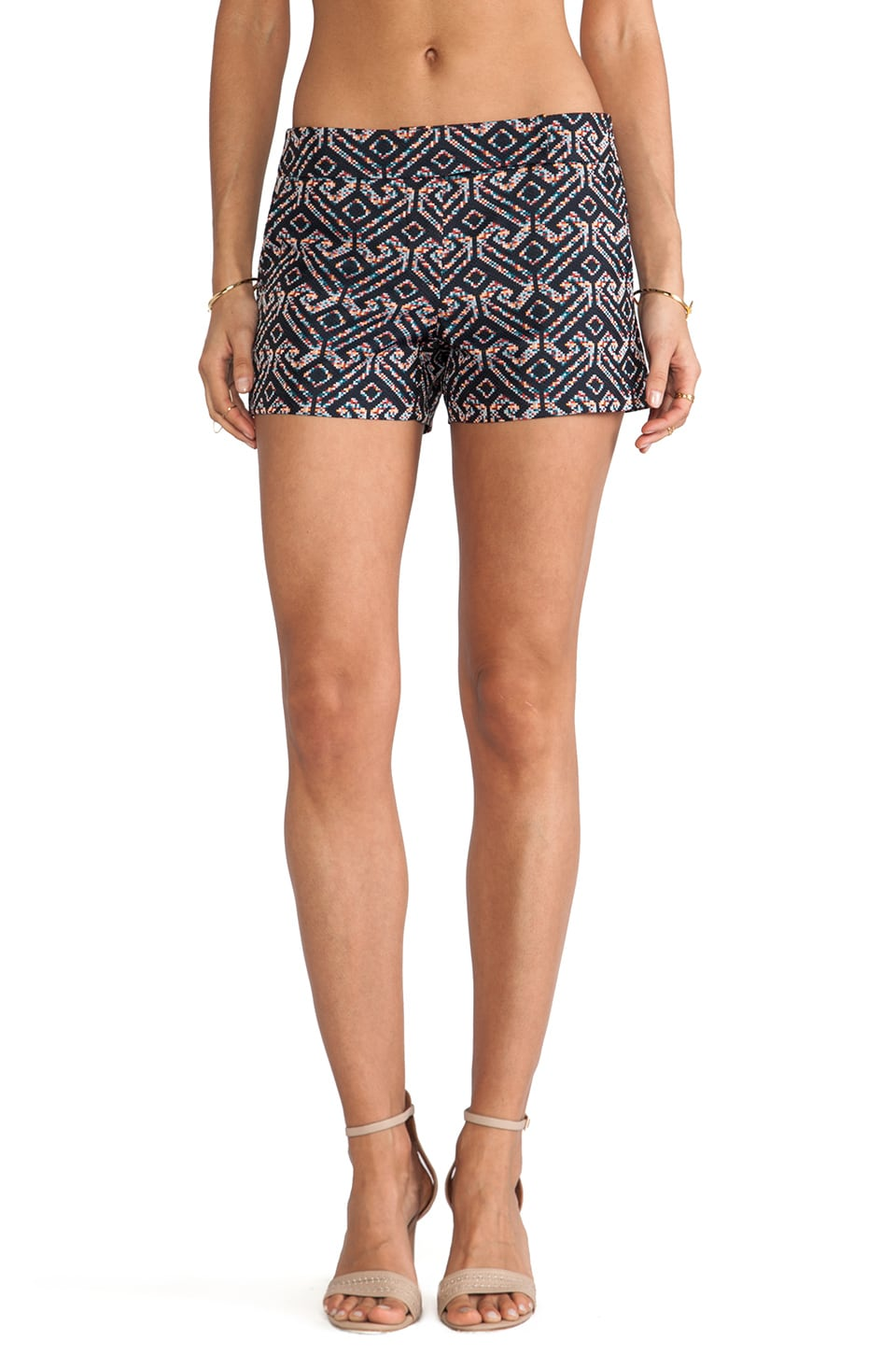 Trina Turk Corbin Shorts in Multi