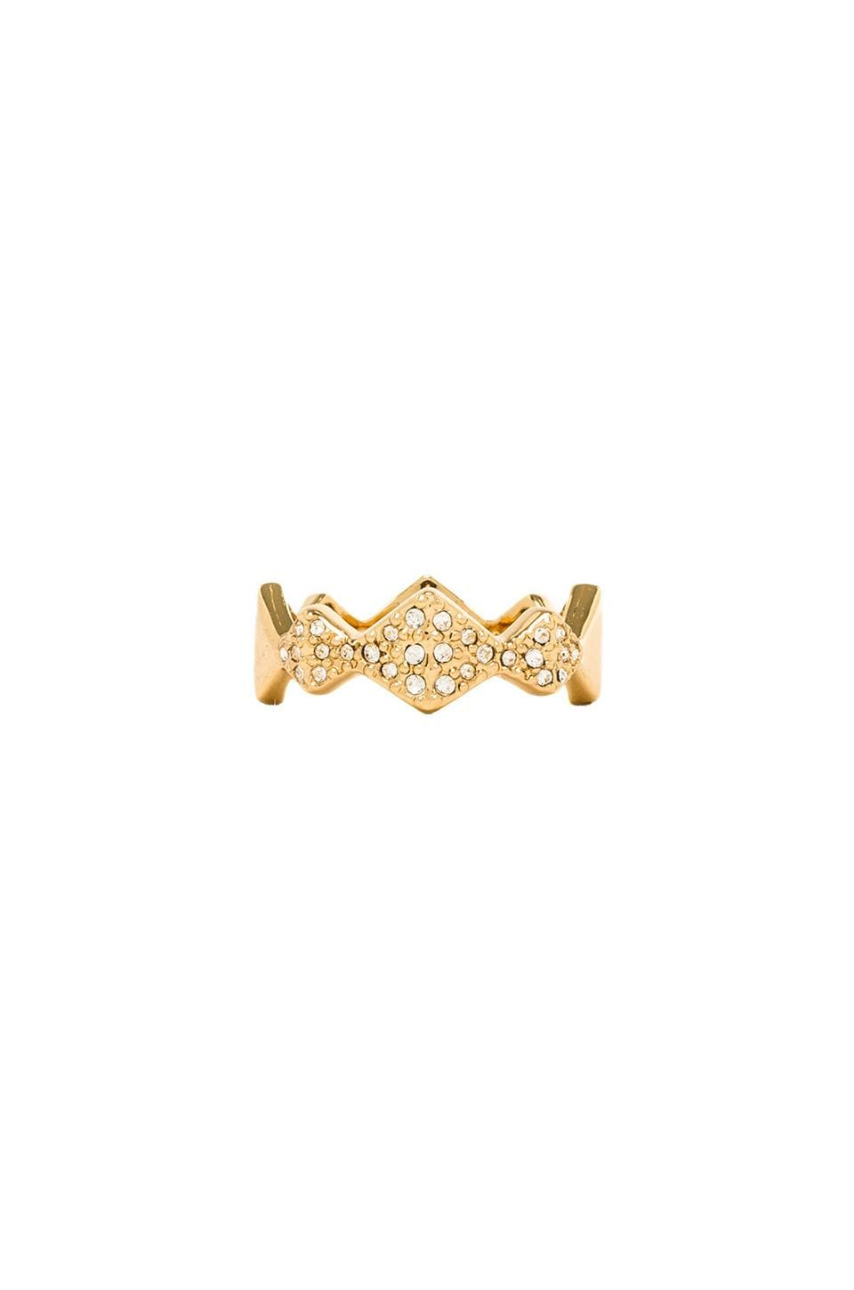 Trina Turk Tangier Ring in Gold
