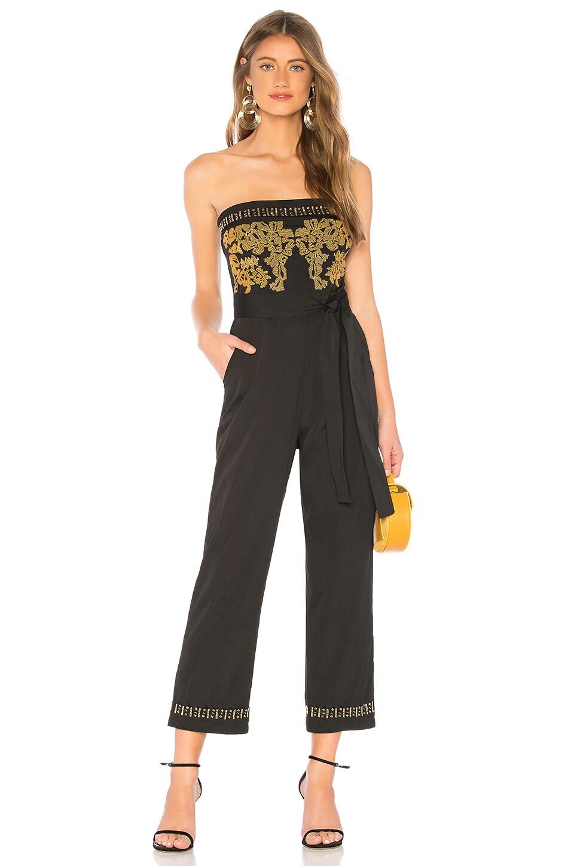 Tularosa Emma Jumpsuit in Black