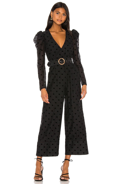 Tularosa Perry Jumpsuit in Black