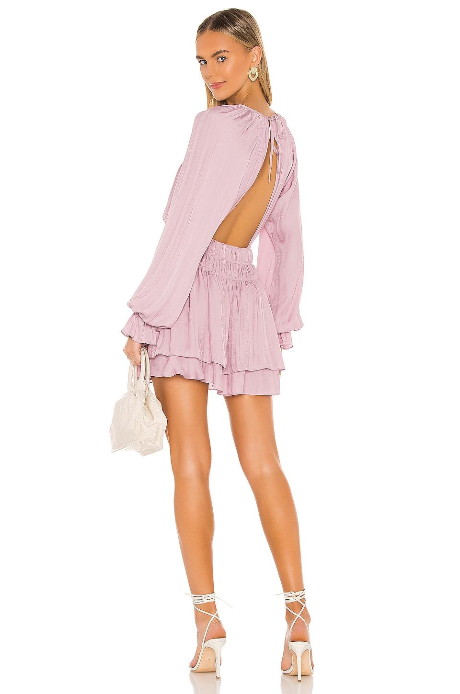 Tularosa Jaelyn Dress in Lilac