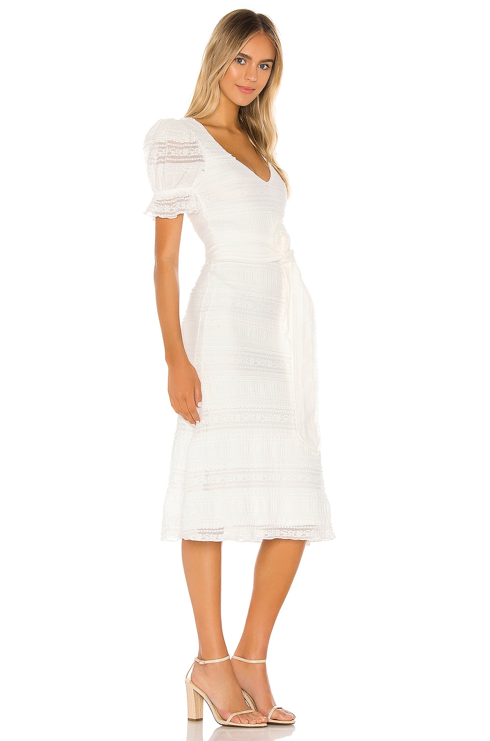 Quinn Midi Dress, view 2, click to view large image.