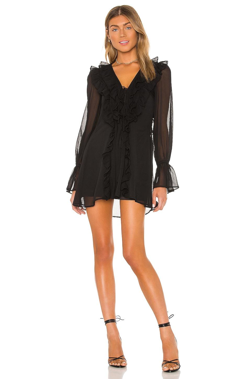 Tularosa Mona Dress in Black