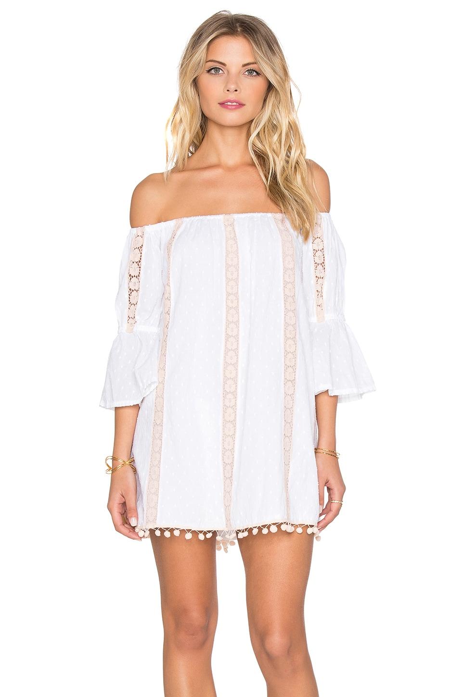 Tularosa Sara Dress in White