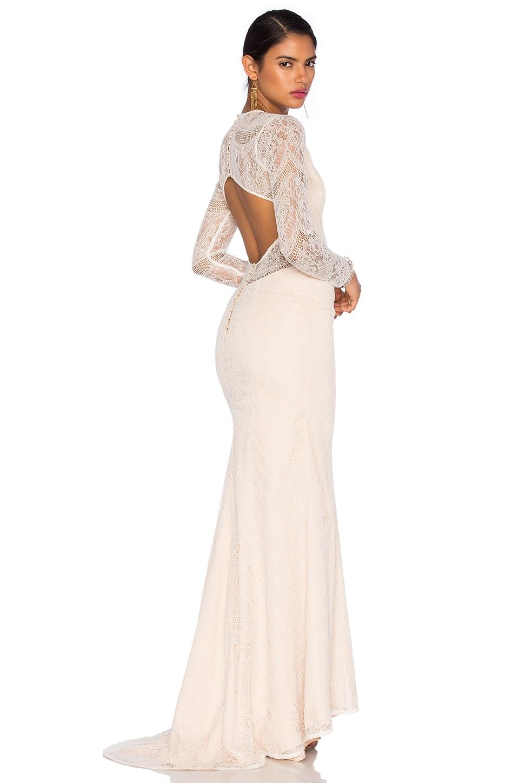 Tularosa x REVOLVE The Ceremony Dress in White