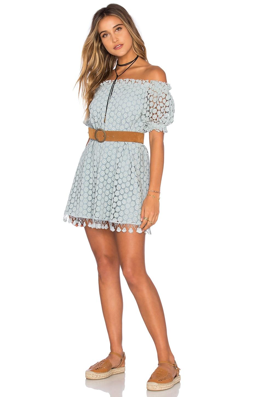 Tularosa Raelyn Dress in Mint