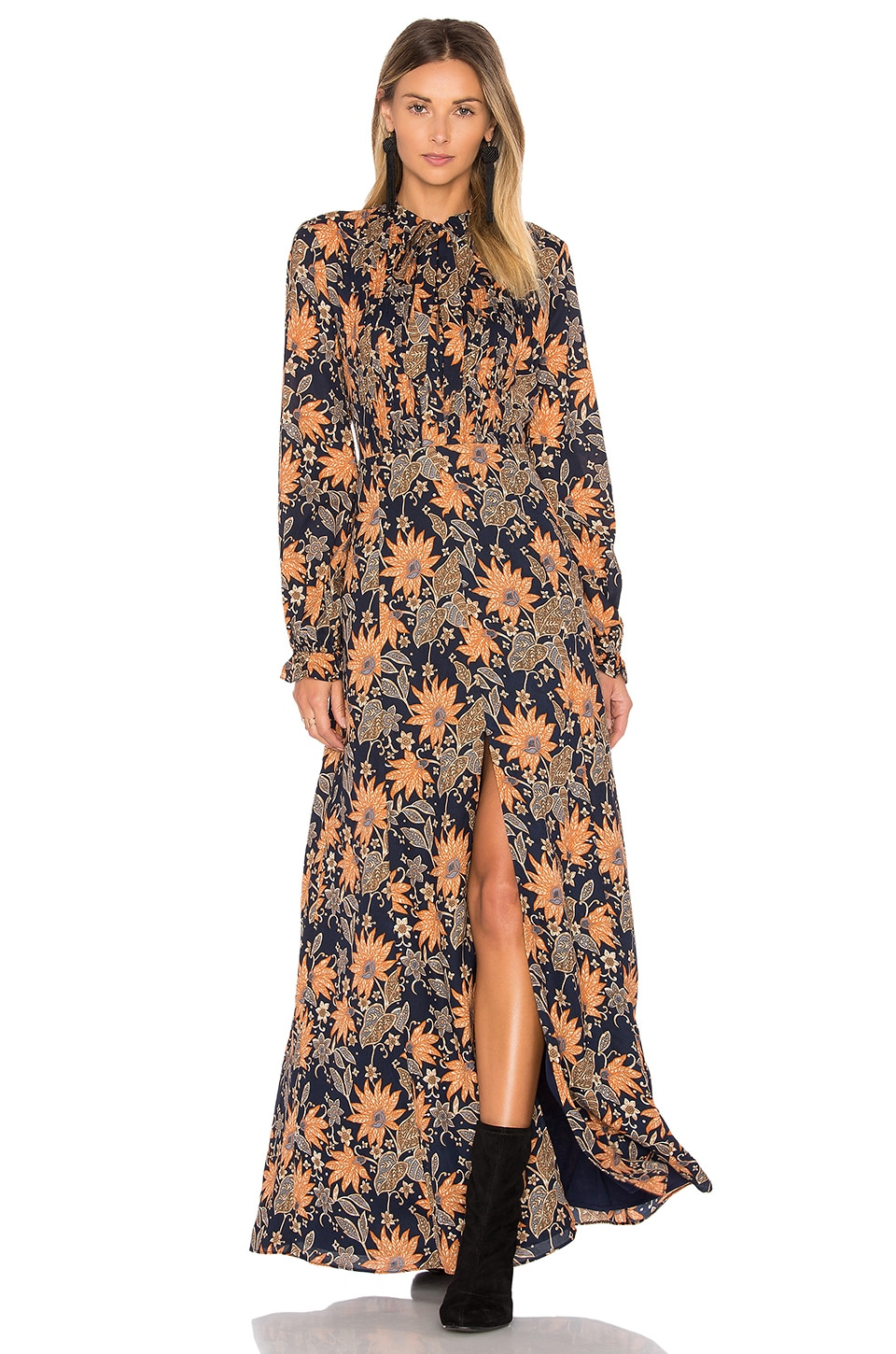 Tia Maxi Dress by Tularosa