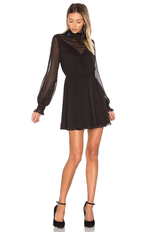 Tularosa Nadia Dress in Black