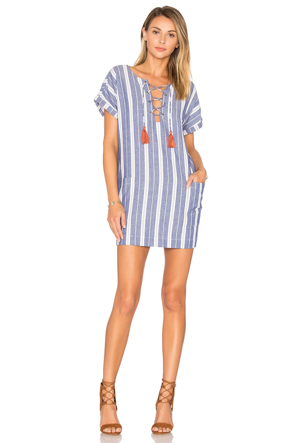 Warren Tunic Dress by Tularosa