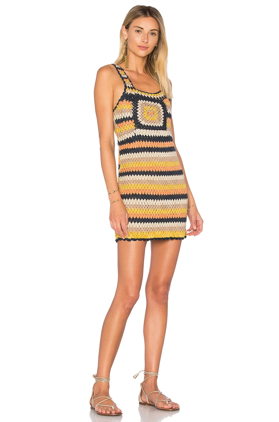 Tularosa x REVOLVE Liv Mini Dress in Multi