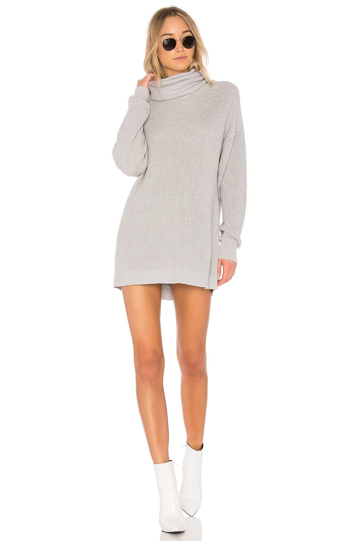 Tularosa x REVOLVE Lenox Dress in Heather Grey