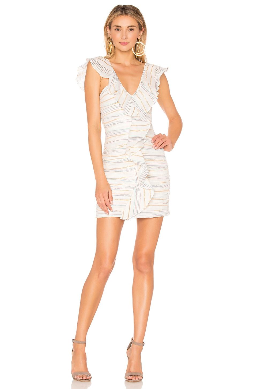 Tularosa Brittany Dress in Marshmallow