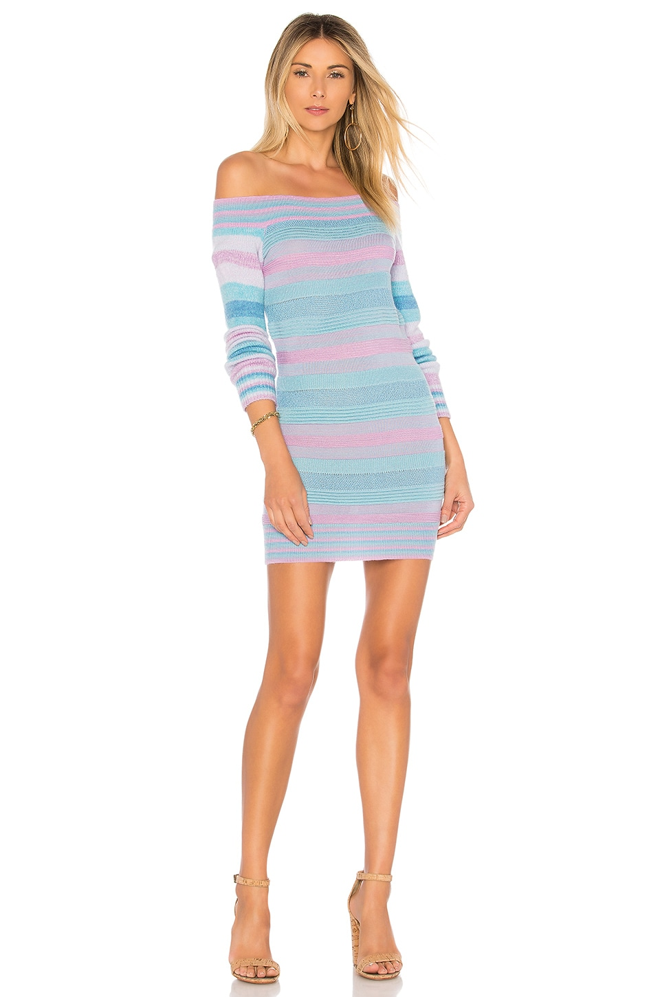 Tularosa Kinsley Dress in Multi