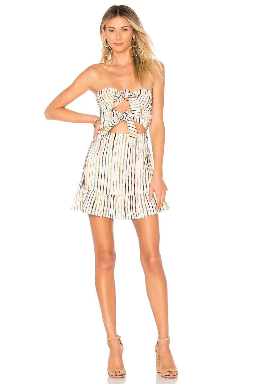 Tularosa Anna Dress in Linen