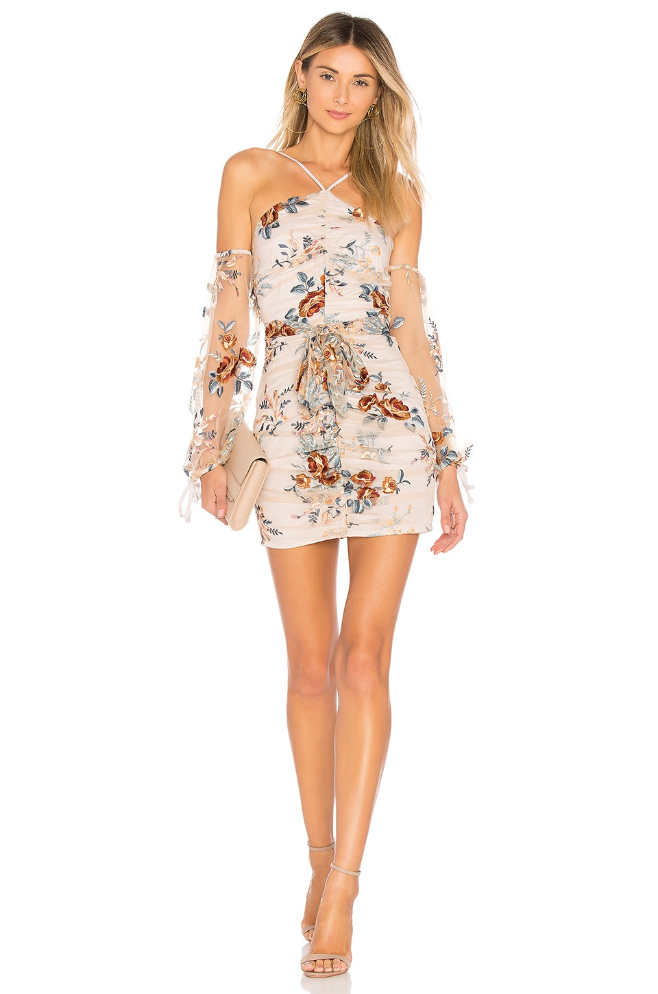 Tularosa Cali Dress in Teacup Floral