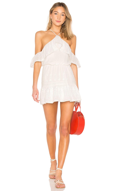 Tularosa Chrissy Dress in Ivory