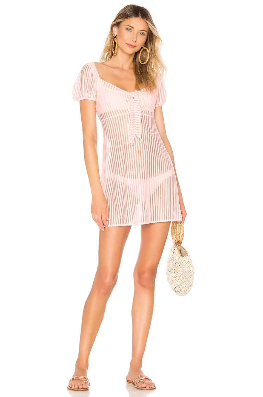 Tularosa Lara Mini in Blush Stripe