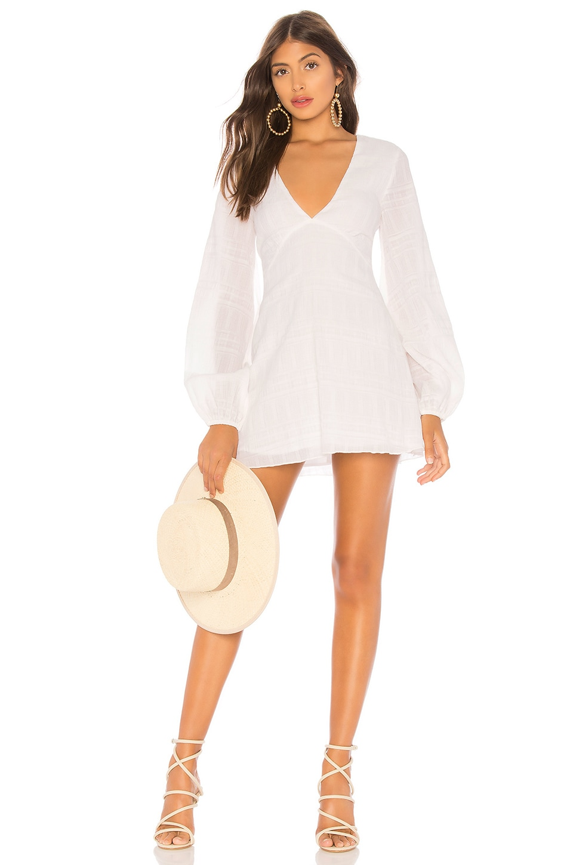 Tularosa Ryland Dress in Ivory
