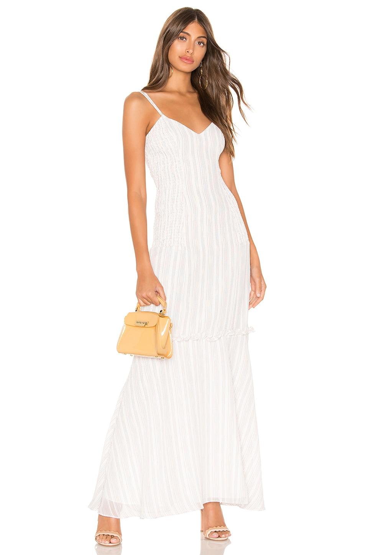 Tularosa Zana Dress in Ivory