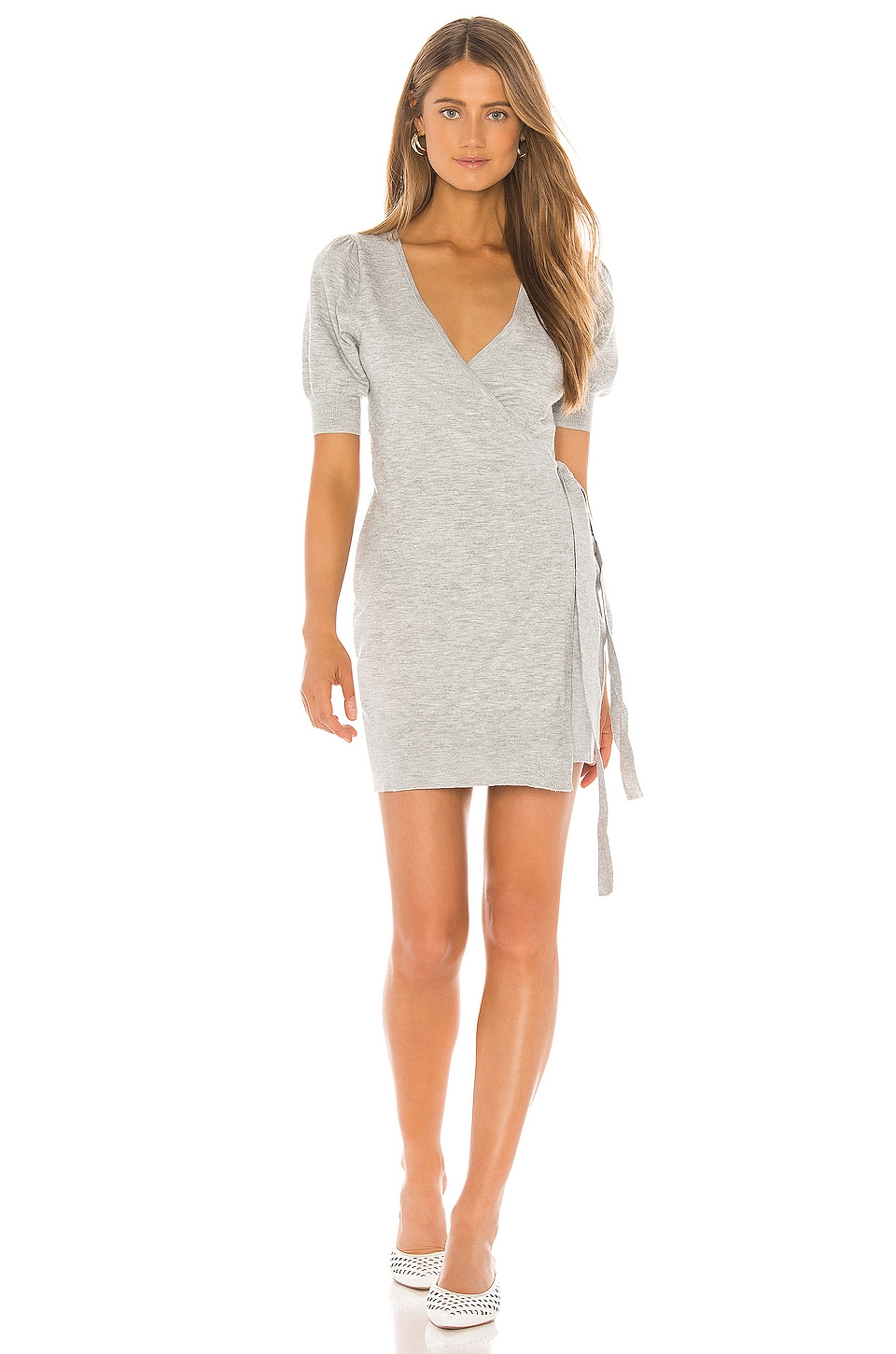 Tularosa Moonstruck Dress in Grey