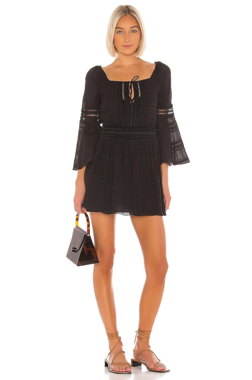Tularosa Creseda Dress in Black