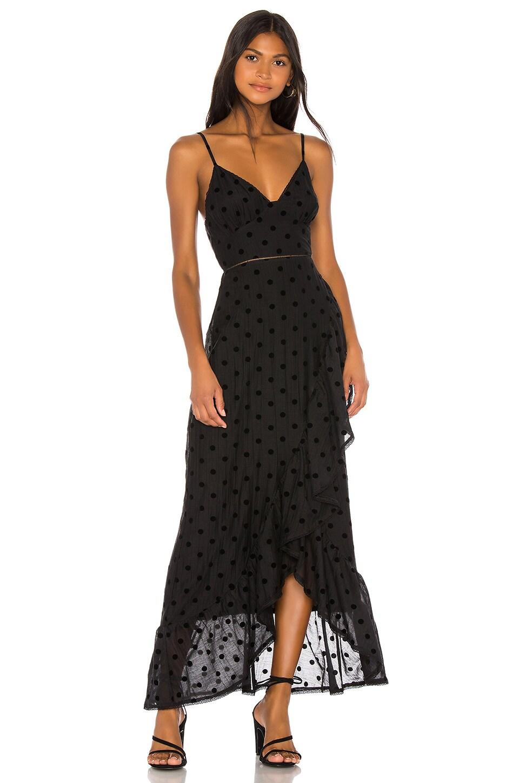 Tularosa Victoria Dress in Black