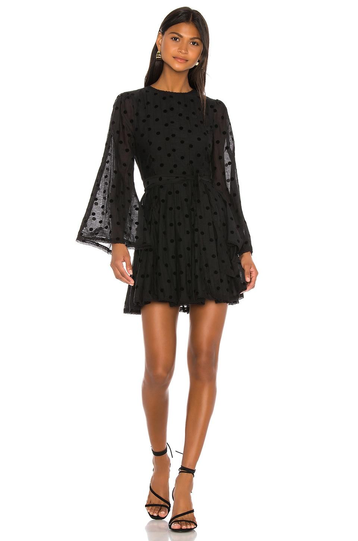 Tularosa Nicole Dress in Black