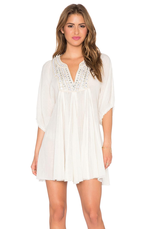 Tularosa x REVOLVE Geri Dress in White