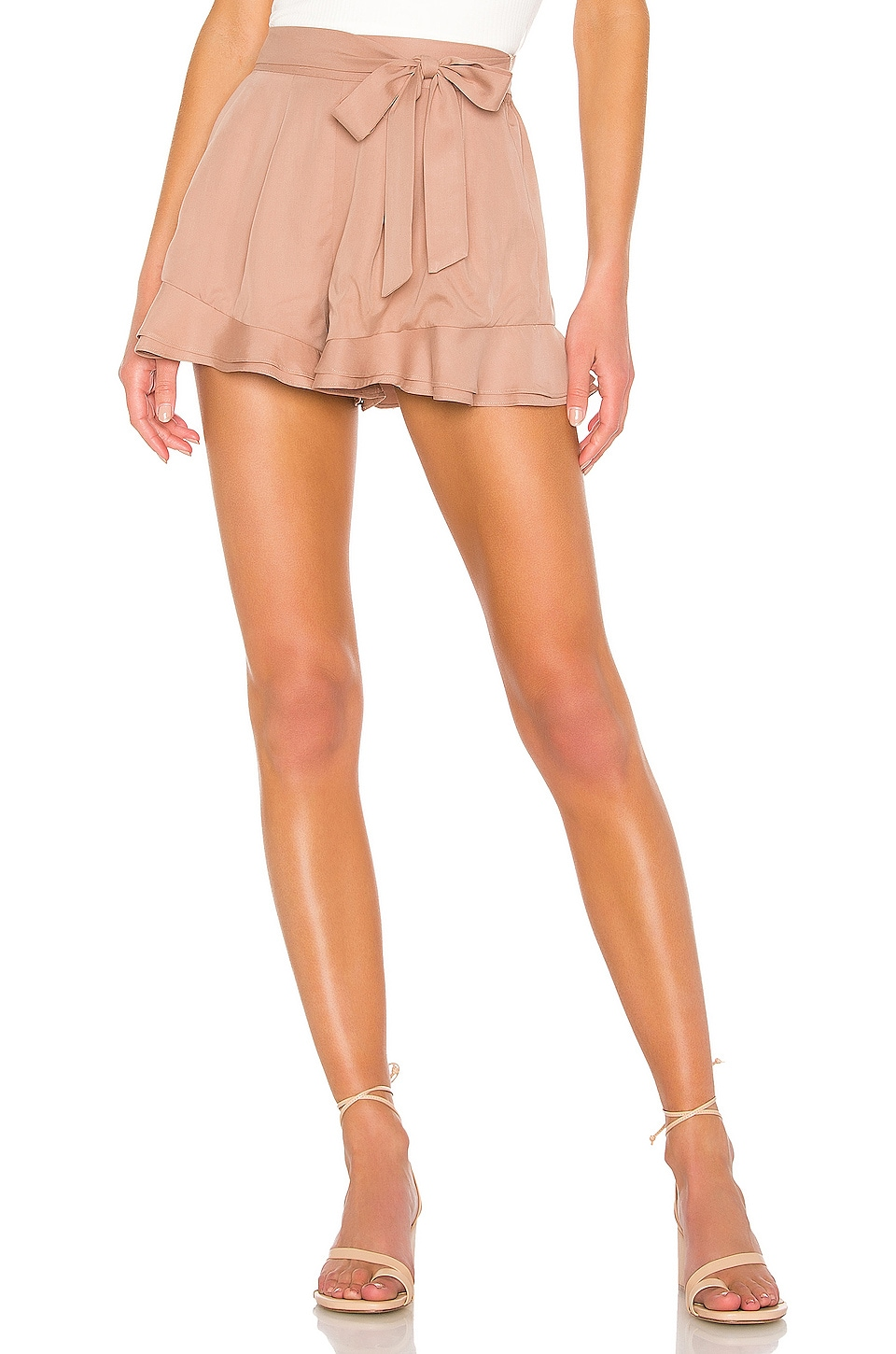 Tularosa Into The Sun Shorts in Nude