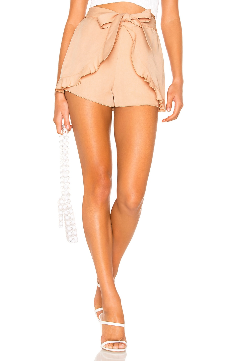 Tularosa Bay Shorts in Mauve