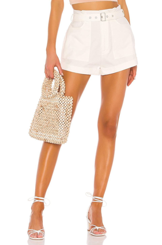Tularosa Rayne Shorts in White