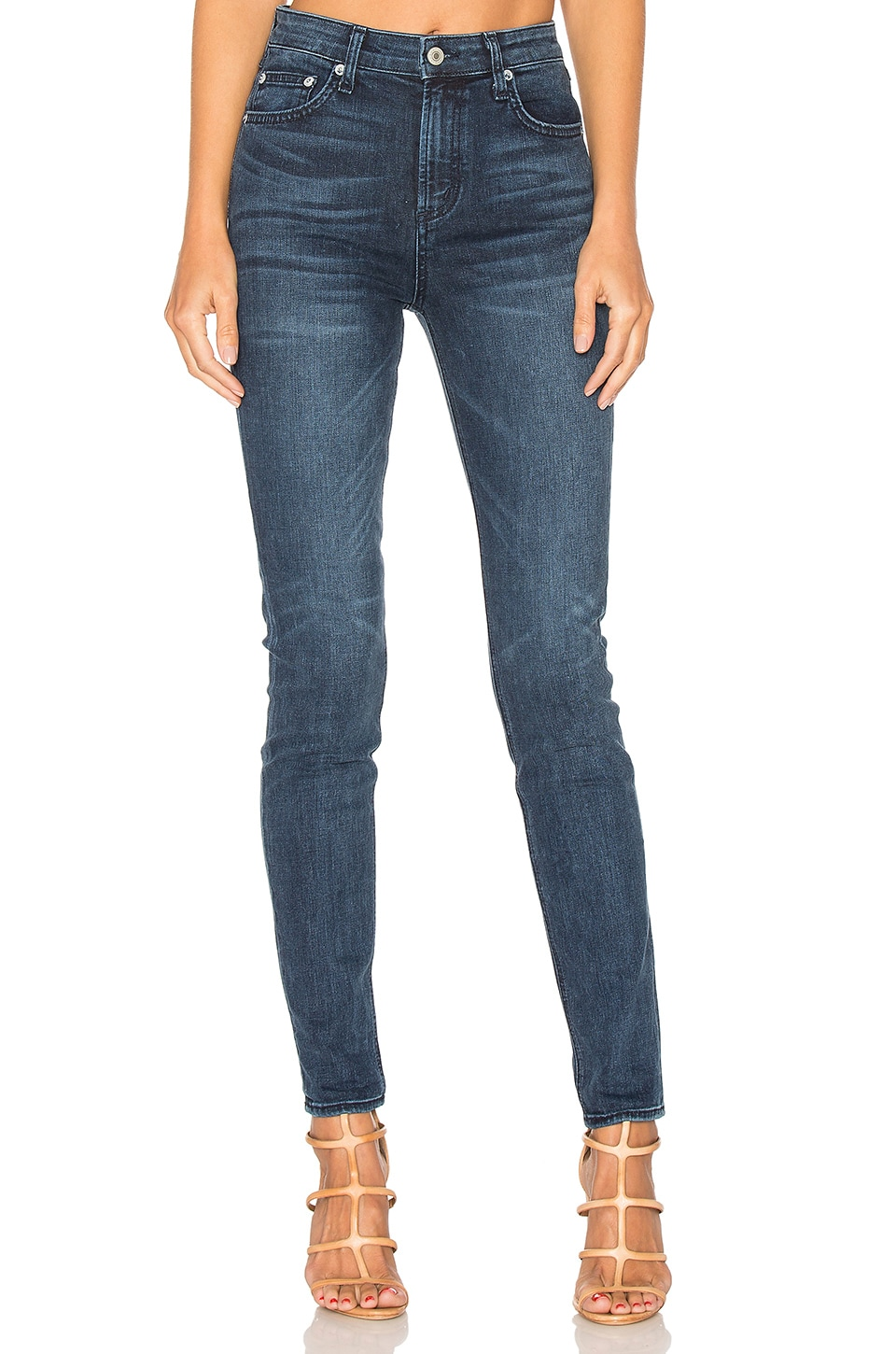 Tularosa Nora High-Rise Jean in Moscow