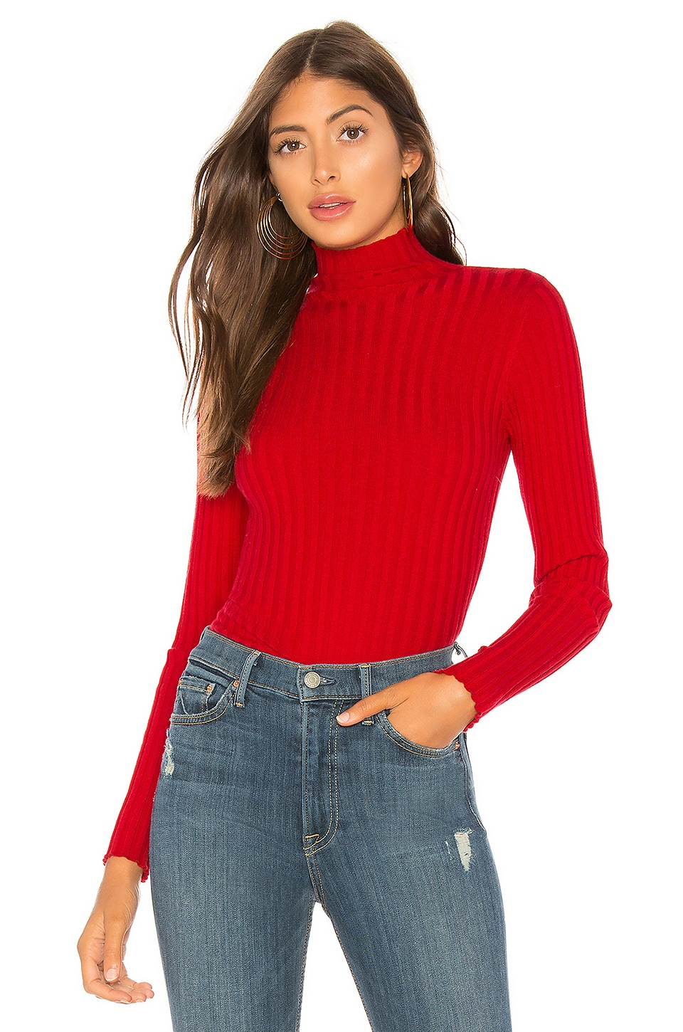 Tularosa Be Fierce Top in Red