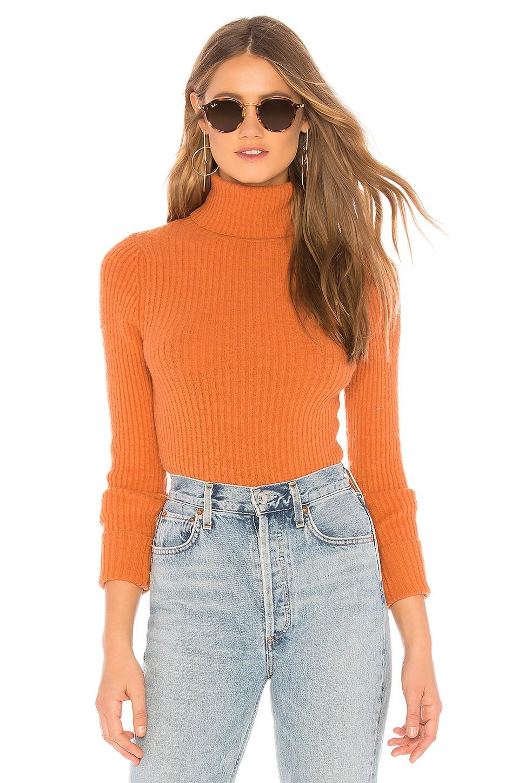 Tularosa Reno Sweater in Rust