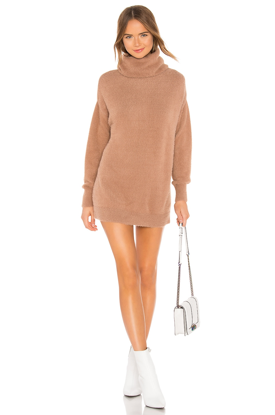 Tularosa Webster Pullover in Camel