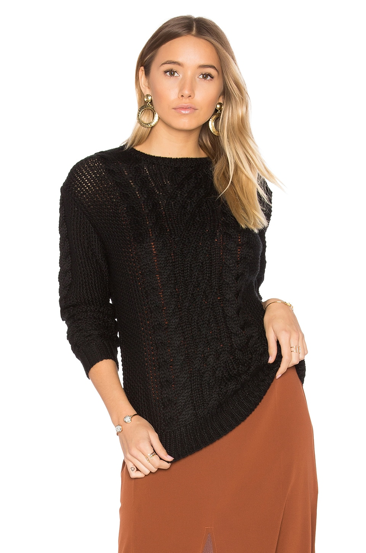 Tularosa x REVOLVE Angie Sweater in Black