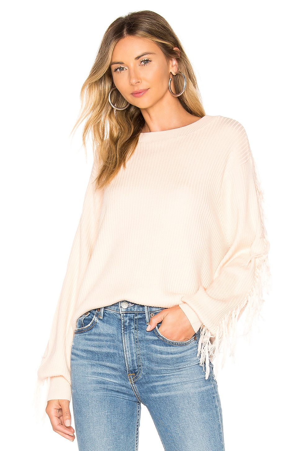 Tularosa Sparrow Sweater in Cream