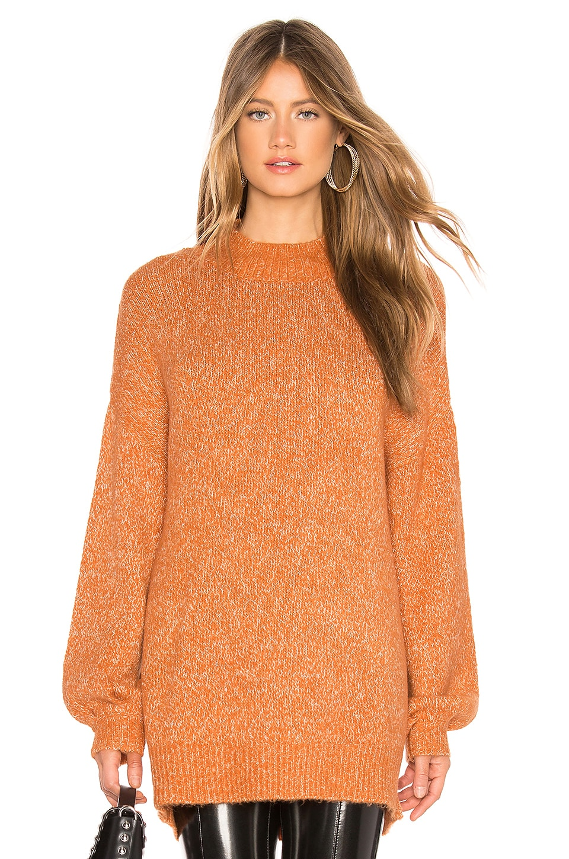 Tularosa Baja Sweater in Brick